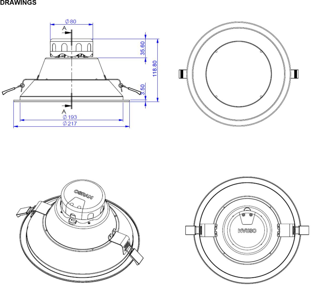 LED LUXOPTIM™ 8 OSRAM